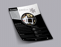 Business Consultant Flyer