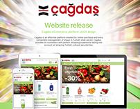 Cagdas eCommerce Service