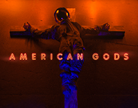 AMERICAN GODS — Main Title Sequence