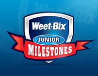 Weet-Bix Junior Milestones