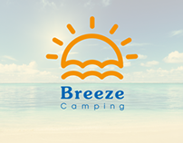 "Identity for ""Camping Breeze"""
