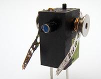 Robot Sculpture  |  Bot 008