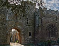 Benington Lordship - Hertfordshire - England