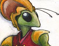 The Mantis Monk