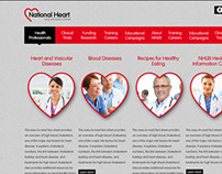 National Heart UX