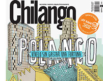 Portada Revista Chilango (Especial Polanco)