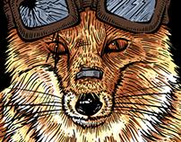 Animal Series - Skateboard Decks Urgh