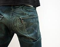 antobjects custom |  Levis Tattoo