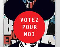 - Votez pour moi -