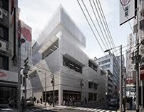Office in Osaka