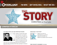 Christmas Info webpage