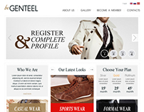 Be genteel website