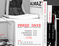 ALMAZ Communication Press Days Invite
