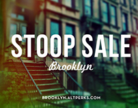 Stoop Sale