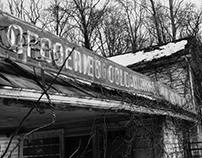 Decrepit Gas Station