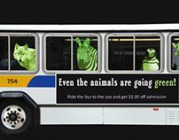 Going Green Bus
