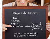 EnterBio Email Campaign