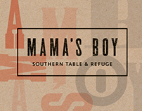 Mama's Boy Southern Table & Refuge Brand + Print
