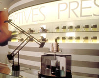 Prescriptives store design