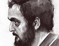 Portrait of Stanley Kubrick