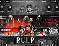 PULP Live World (Official Website)