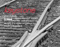 Keystone Typeface