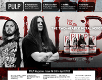 PULP Magazine (Official Website)