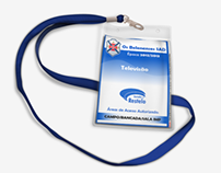 Belenenses Press Card