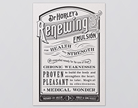 Dr Horley's Renewing Emulsion