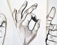 Hand language