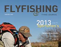 Flyfishing & Tying Journal Redesign