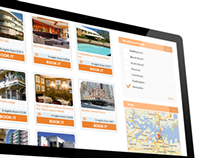 Tourism Booking Template Free