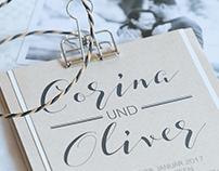 Corina & Olivers wedding