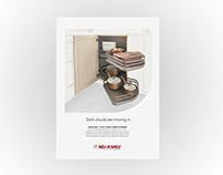 Rev-A-Shelf Ad Campaign