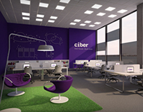 ciber office design