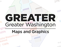 Greater Greater Washington Maps & Graphics