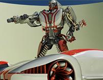 My Optimus Car