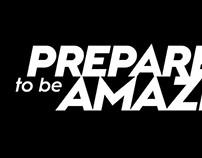 Prepare to be amazed // Mazda