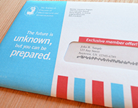Insurance Direct Mail Package