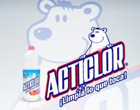 Labels Acticlor//