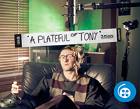 A Plateful of Tony - Short Film