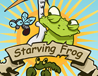 Starving Frog