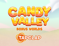 "Bonus worlds for ""Candy Walley"""