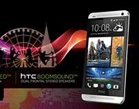 Billboard Artwork for HTC One Create