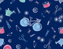 Sampling of Textile Design