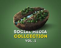 Palma Café Social Media Collection - Vol. I