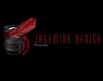 Jasemine Denise Photography Brand Identity