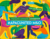 "Illustration for Microsoft company ""APACUNITED"""