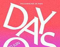 Days Off - Philarmonie de Paris