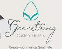 Gee-Sting Custom Guitars